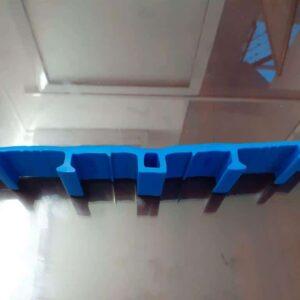 Băng cản nước PVC Vinstop SO150 chống thấm khe co giãn, khe lún