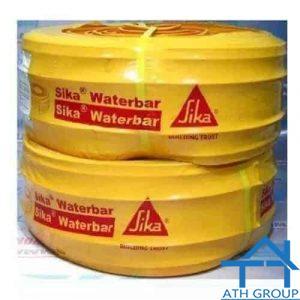 Băng cản nước Sika Waterbars gồm những loại nào