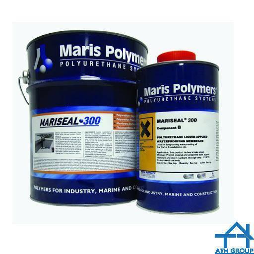 Mariseal 300 Màng chống thấm dạng lỏng gốc Polyurethane