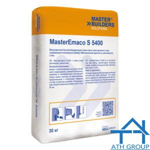 MasterEmaco S5400 vữa sửa chữa kết cấu bù co ngót