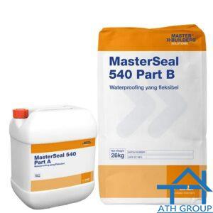 Masterseal 540 chống thấm cho bể nước sinh hoạt