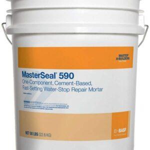 Masterseal 590 xử lý rò rỉ nước trong kết cấu bê tông