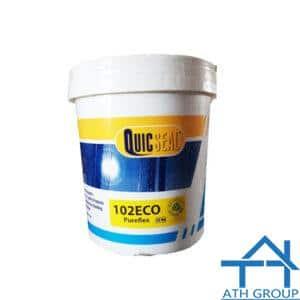 Quicseal 102 Eco Màng chống thấm đàn hồi thi công dạng lỏng PU
