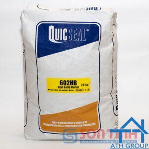 Quicseal 602HB - Vữa trộn sẵn mác cao
