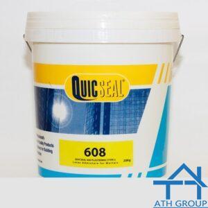 Quicseal 608 phụ gia cho vữa công thức