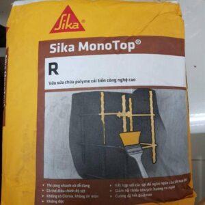 Sika Monotop R Vữa Sửa Chữa Bê Tông Công Nghệ Cao