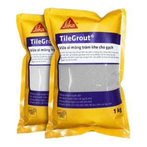 Sika Tile Grout Vữa xi măng trám khe gạch trong nhà và ngoài trời