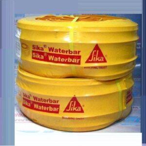 Sika Waterbar AR25 băng cản nước chống thấm mạch ngừng bê tông