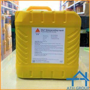 Sika Waterproofing Liquid