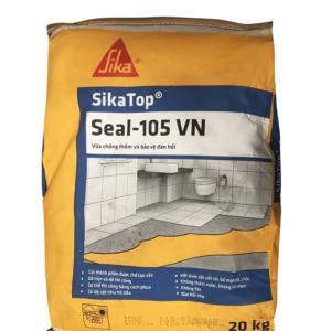 SikaTop Seal 105 VN Vữa Chống Thấm Và Bảo Vệ Đàn Hồi