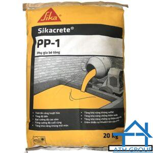 Sikacrete PP1 - Phụ gia bê tông thế hệ mới dạng bột