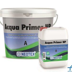 Acqua Primer NP - Vật liệu quét lót cho hệ thống Neoproof Polyurea