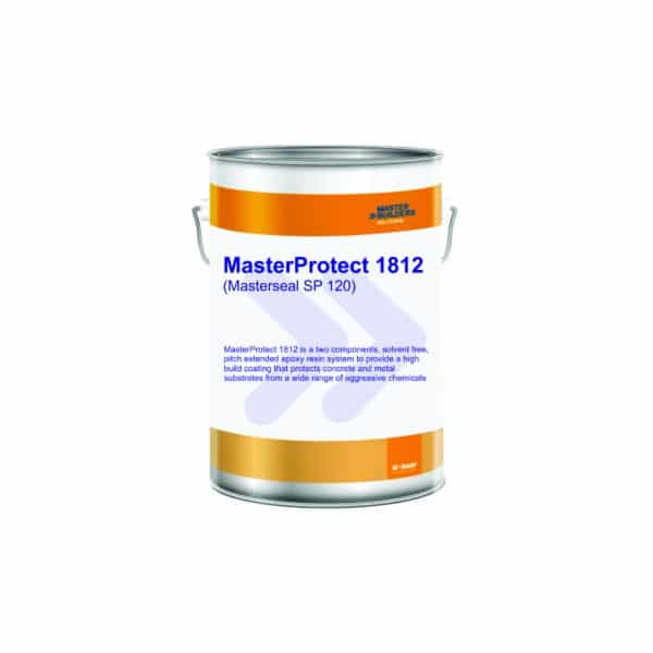 Basf MasterSeal SP 120 - Lớp phủ Epoxy hai thành phần