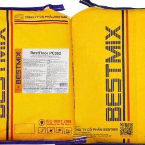 BestFloor PC302 - Vữa tự san phẳng, gốc xi măng polymer