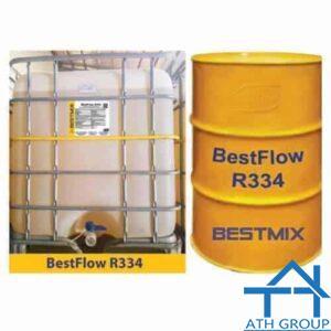 BestFlow R334- Phụ gia bê tông siêu hóa dẻo, duy trì độ sụt