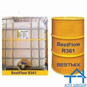 BestFlow R361 - Phụ gia siêu hóa dẻo, duy trì độ sụt bê tông