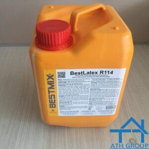 BestLatex R114 - Chống thấm và tác nhân kết nối bê tông cũ - mới