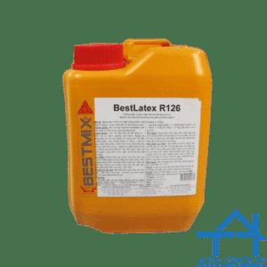 BestLatex R126 - Chống thấm và tác nhân kết nối bê tông cũ - mới