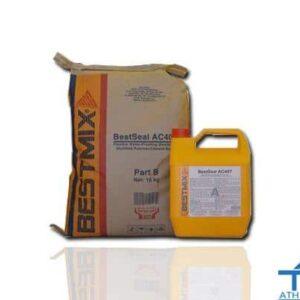 BestSeal AC407 - Màng chống thấm đàn hồi, gốc xi măng polymer