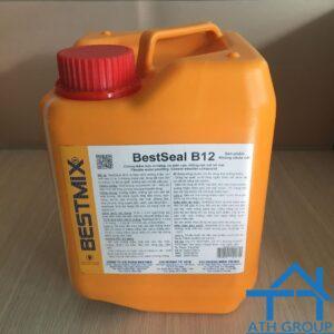 BestSeal B12 - Chống thấm trộn xi măng, co giãn cao