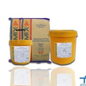 BestSeal EP760 - Vữa tự san ngăn ẩm, gốc xi măng epoxy