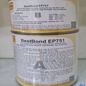 Bestbond EP751 - Chất kết dính Epoxy đa năng, cường độ cao