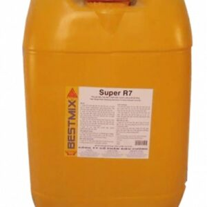 Bestmix Super R7 - Phụ gia siêu hóa dẻo