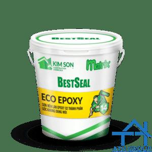 Bestseal 14 - Sơn Epoxy 2 thành phần không dung môi