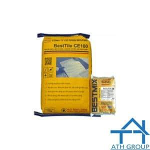 Besttile CE100 - Keo dán gạch, gốc xi măng polymer cải tiến