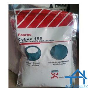 Fosroc Cebex 100 - Phụ gia vữa mở rộng hoá dẻo
