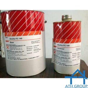 Fosroc Nitoflor FC140 - Lớp phủ sàn nhựa Epoxy hiệu suất cao