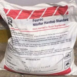 Fosroc Nitoflor Hardtop - Hợp chất làm cứng bề mặt gốc xi măng