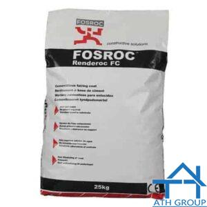 Fosroc Renderoc FC - Vữa sửa chữa một thành phần