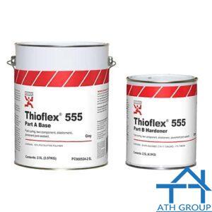 Fosroc Thioflex 555 - Chất trám khe co giãn, đàn hồi