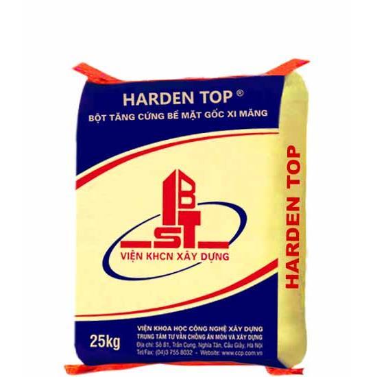 Harden Top - Bột tăng cứng bề mặt gốc xi măng