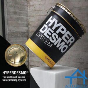Hyperdesmo ADY E – Màng mỏng PU 1 thành phần đàn hồi