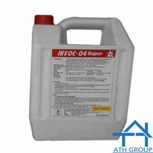INTOC-04 Super Chống thấm thuận và nghịch cho bề mặt bê tông