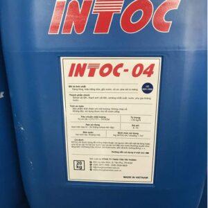 INTOC-04N chống thấm tầng hầm, hồ bơi, hồ chứa nước