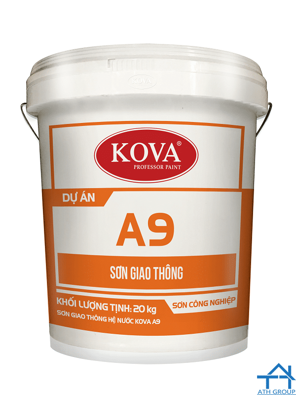 Kova A9 - Sơn giao thông hệ nước