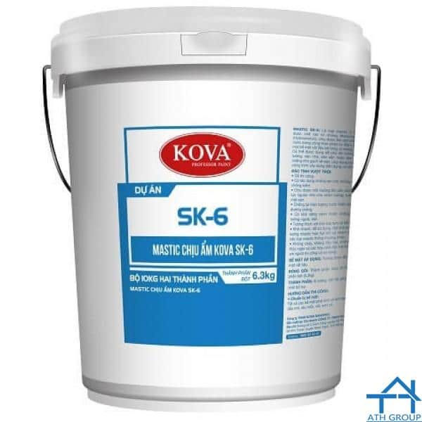 Kova SK-6 - Mastic chịu ẩm