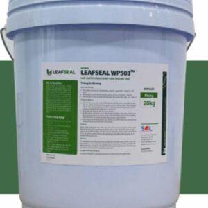 LEAFSEAL WP503 - Hợp chất chống thấm thẩu thấu kết tinh