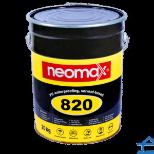 Neomax 820 - Chống thấm dạng lỏng gốc Polyurethane