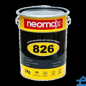 Neomax 826 - Lớp phủ Polyurethane gốc nước tính năng cao