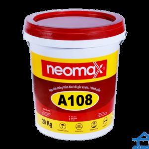 Neomax A108 - Hợp chất chống thấm đàn hồi gốc Acrylic