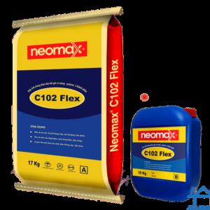 Neomax C102 Flex - Hợp chất chống thấm gốc xi măng