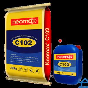 Neomax C102 - Hợp chất chống thấm gốc xi măng - polyme