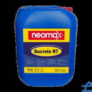 Neomax Ducrete R7 - Phụ gia giảm nước cao cấp