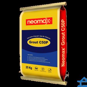 Neomax Grout C50P - Vữa bơm ống gen cáp dự ứng lực