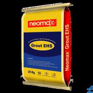 Neomax Grout C60 - Vữa rót tự chảy không co ngót gốc xi măng