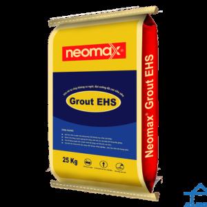 Neomax Grout EHS - Vữa rót tự chảy không co ngót gốc xi măng